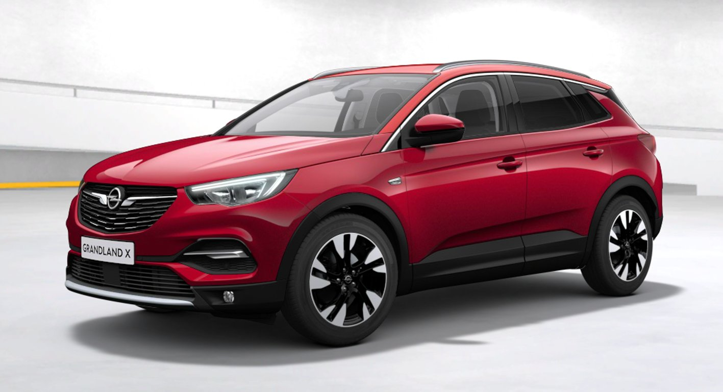 Opel Grandland X 1.2 Turbo AT6 Innovation