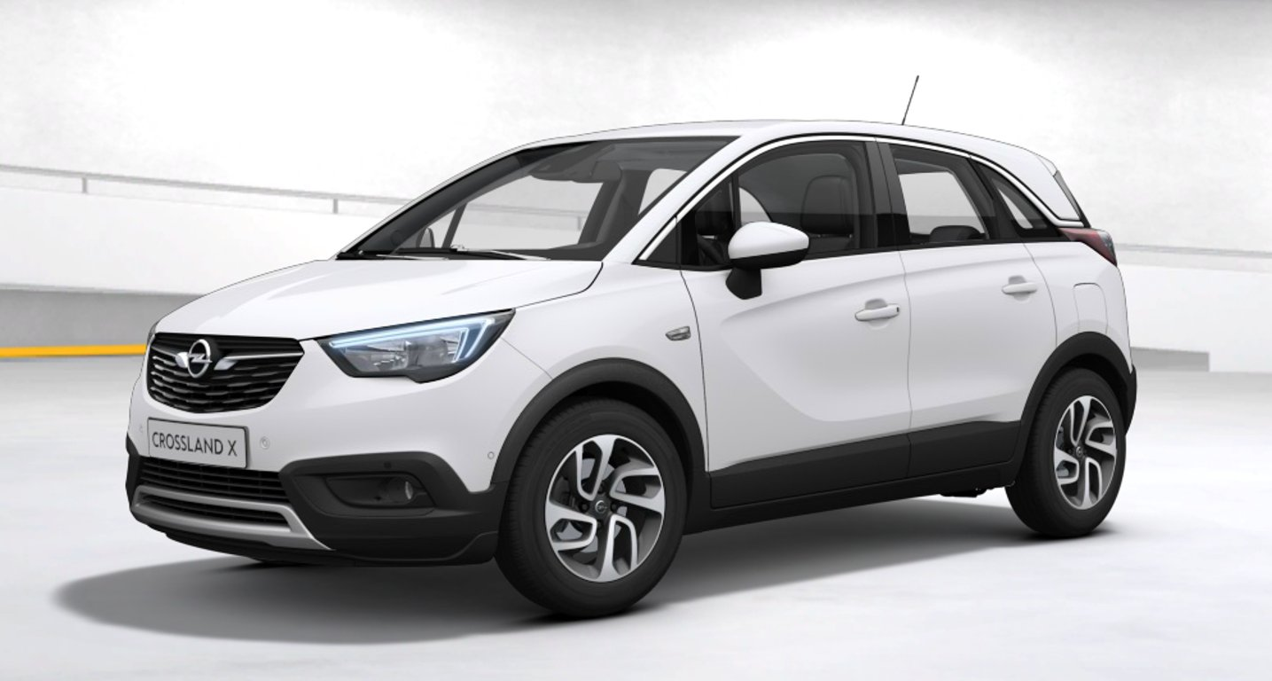 Opel Crossland X 1.2 Turbo 81kW AT6 Innovation