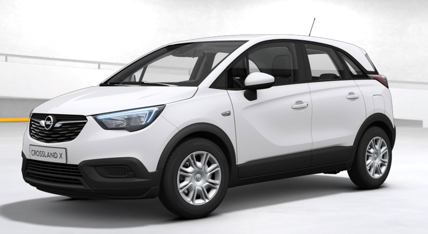Opel Crossland X 1.2 Turbo 81kW AT6 Enjoy