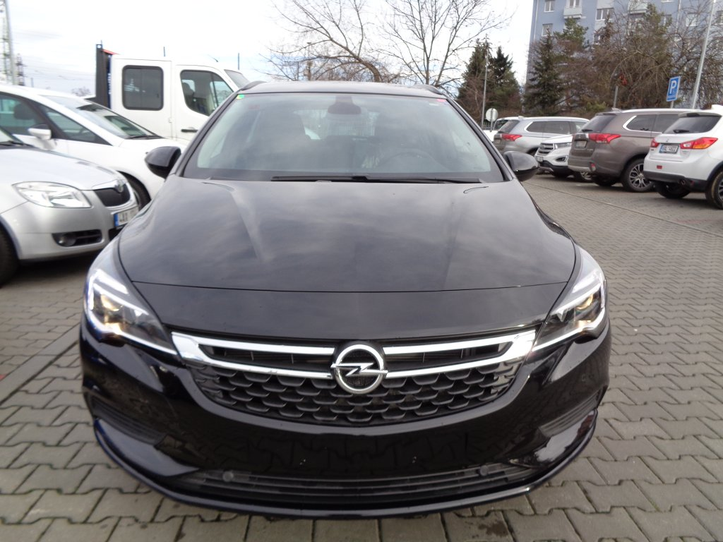Opel Astra ST Smile 1.4 turbo