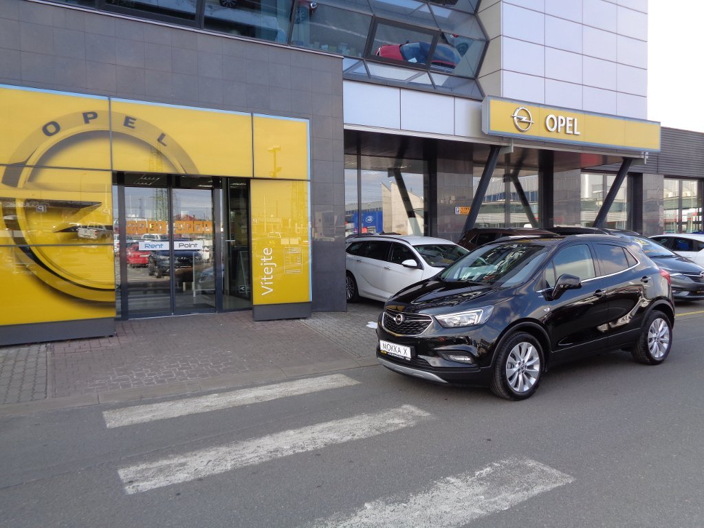 Opel Mokka X Innovation 1.4 Turbo AT6