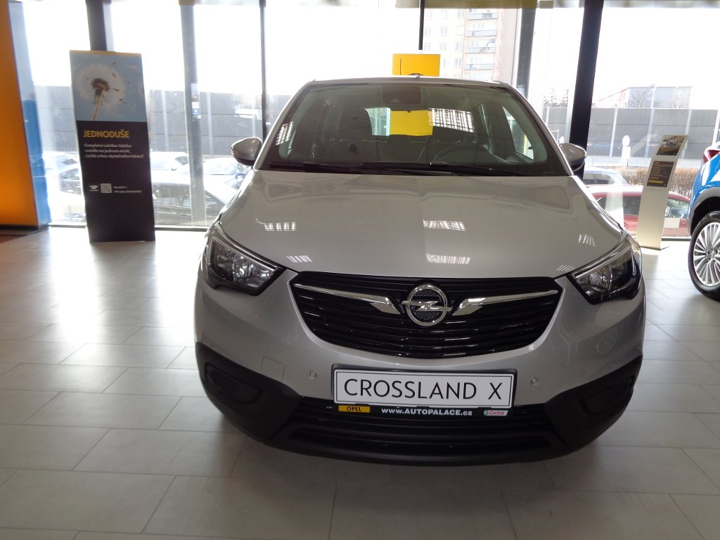 Opel Crossland X 1.2 Turbo 81kW MT5 Enjoy