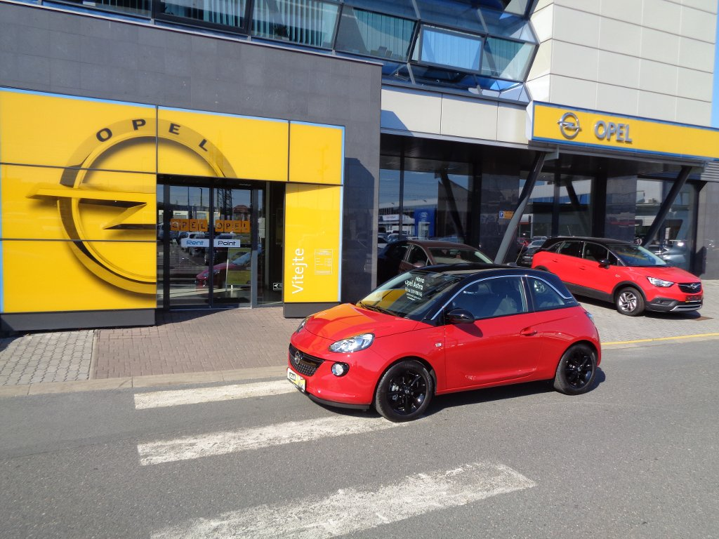 Opel Adam Smile 1.4 16V MT5 64kW/87k