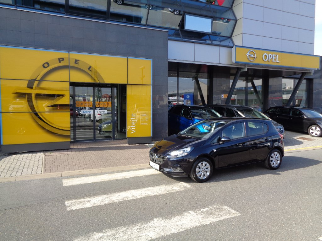 Opel Corsa 5DR Enjoy 1.4 Turbo 74kW
