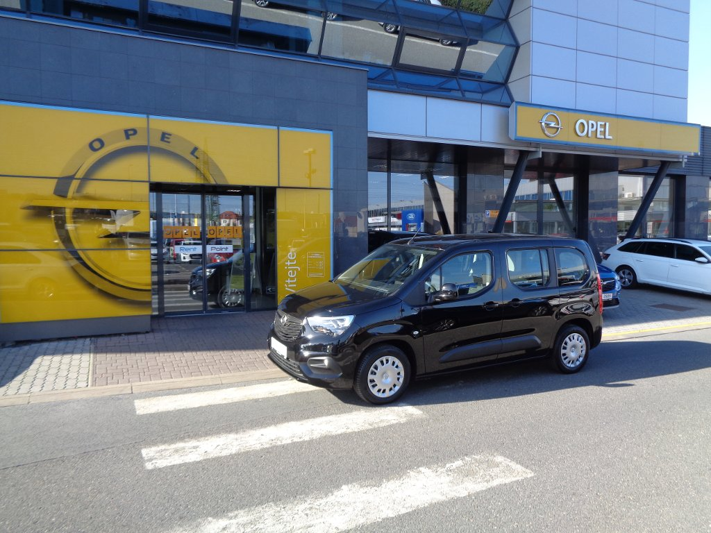 Opel Combo ENJOY LIVE 1.2 Turbo 81kW