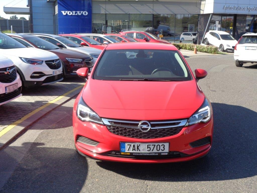 Opel Astra 5DR Smile 1.0 Turbo 66kW