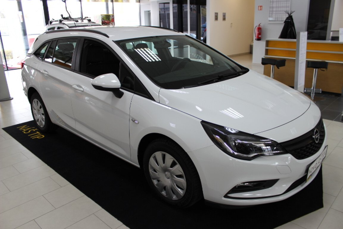 Opel Astra ST 1.6 CDTi Fleet Selection
