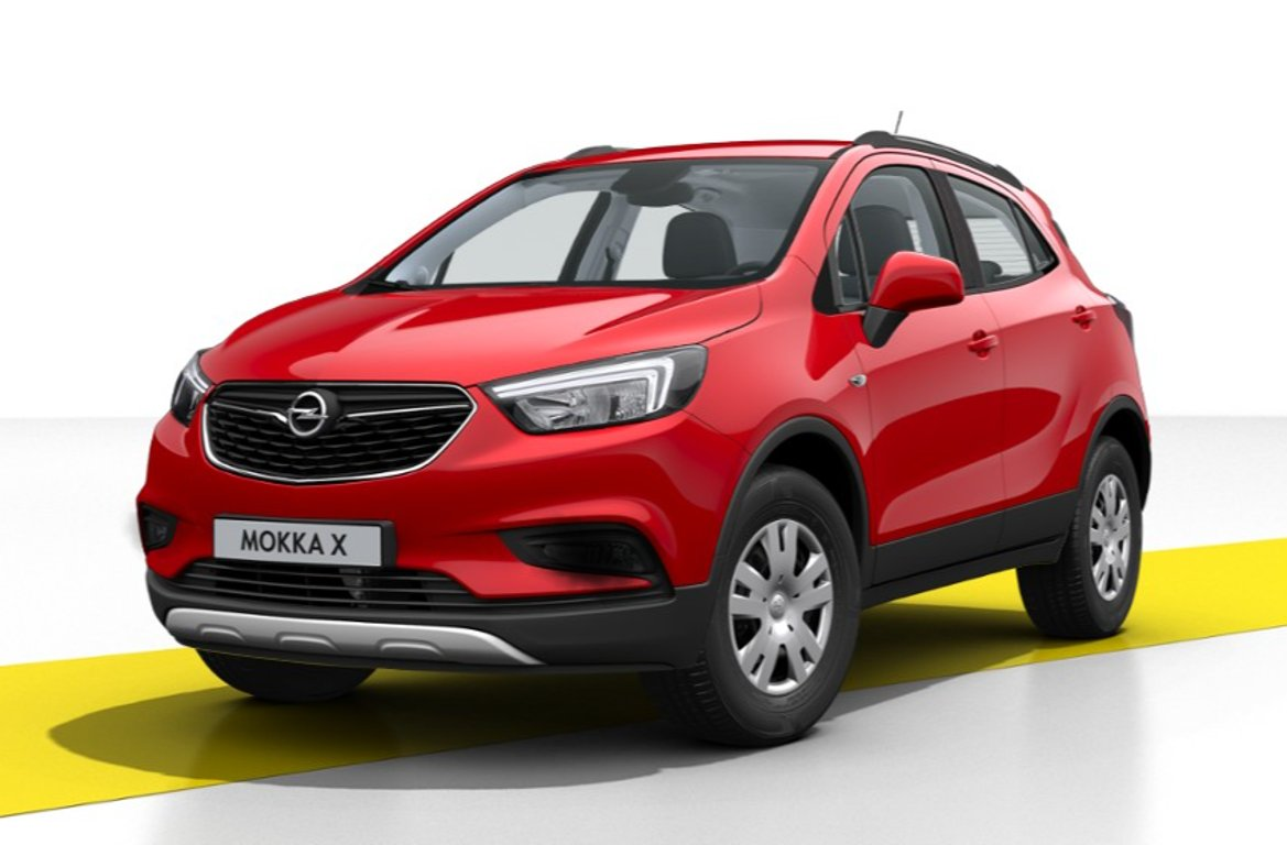 Opel Mokka X Selection 1.4 Turbo 88kW MT6