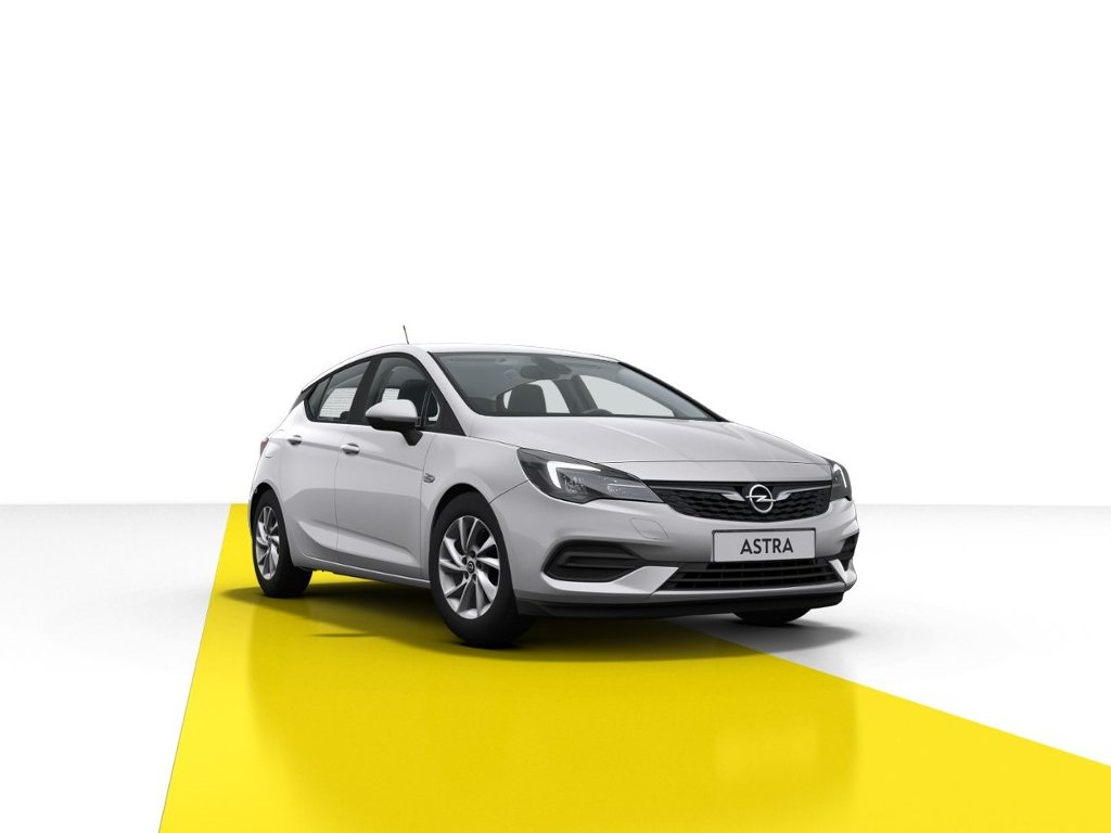 Opel Astra NEW Astra 1.2 TURBO 81 kW 6M