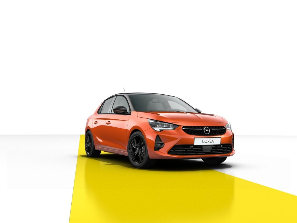 Opel Corsa NEW GS-Line 1.2 Turbo 96kW AT8